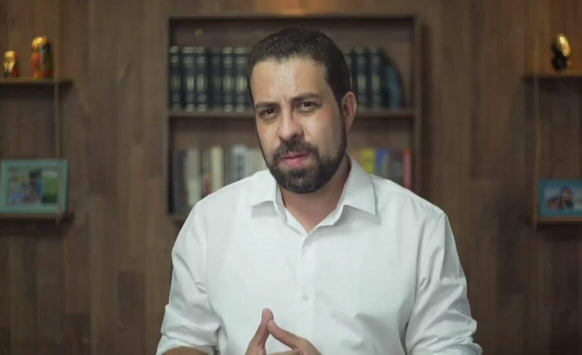 Guilherme Boulos é diagnosticado com Covid-19