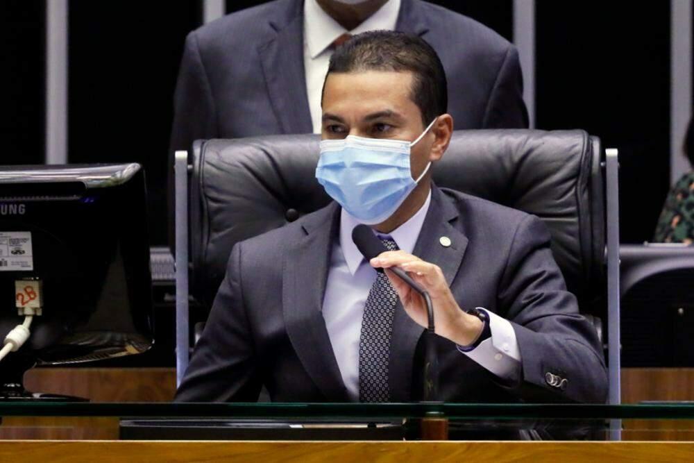 'Não abro mão do partido para o presidente', diz Marcos Pereira do Republicanos