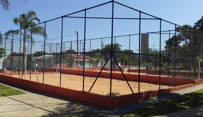Prefeitura de Hortolândia conclui revitalização da Praça da Penha
