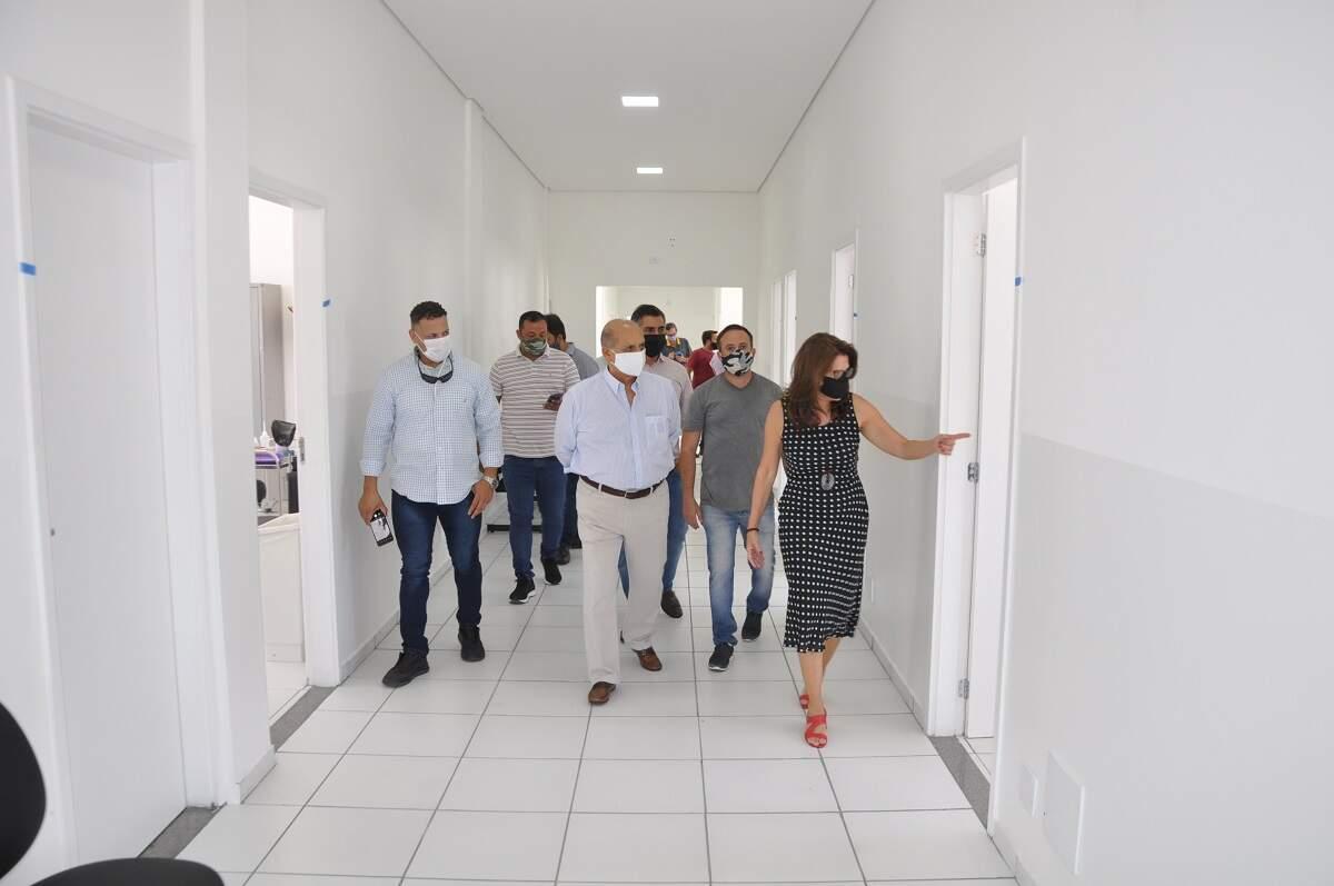 Prefeitura entrega posto de saúde da família na Praia Azul