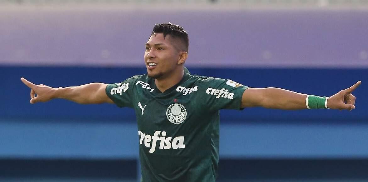Palmeiras vence Delfín no Equador e encaminha vaga às quartas