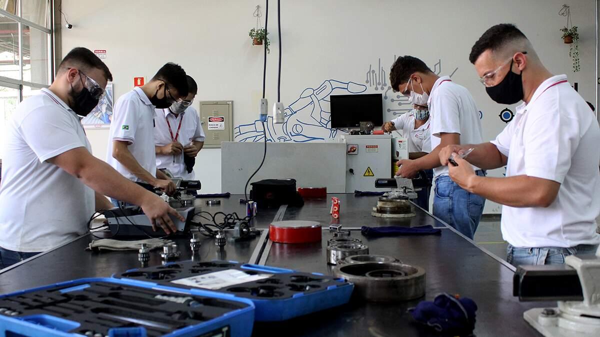 Senai de Americana abre vagas para cursos técnicos