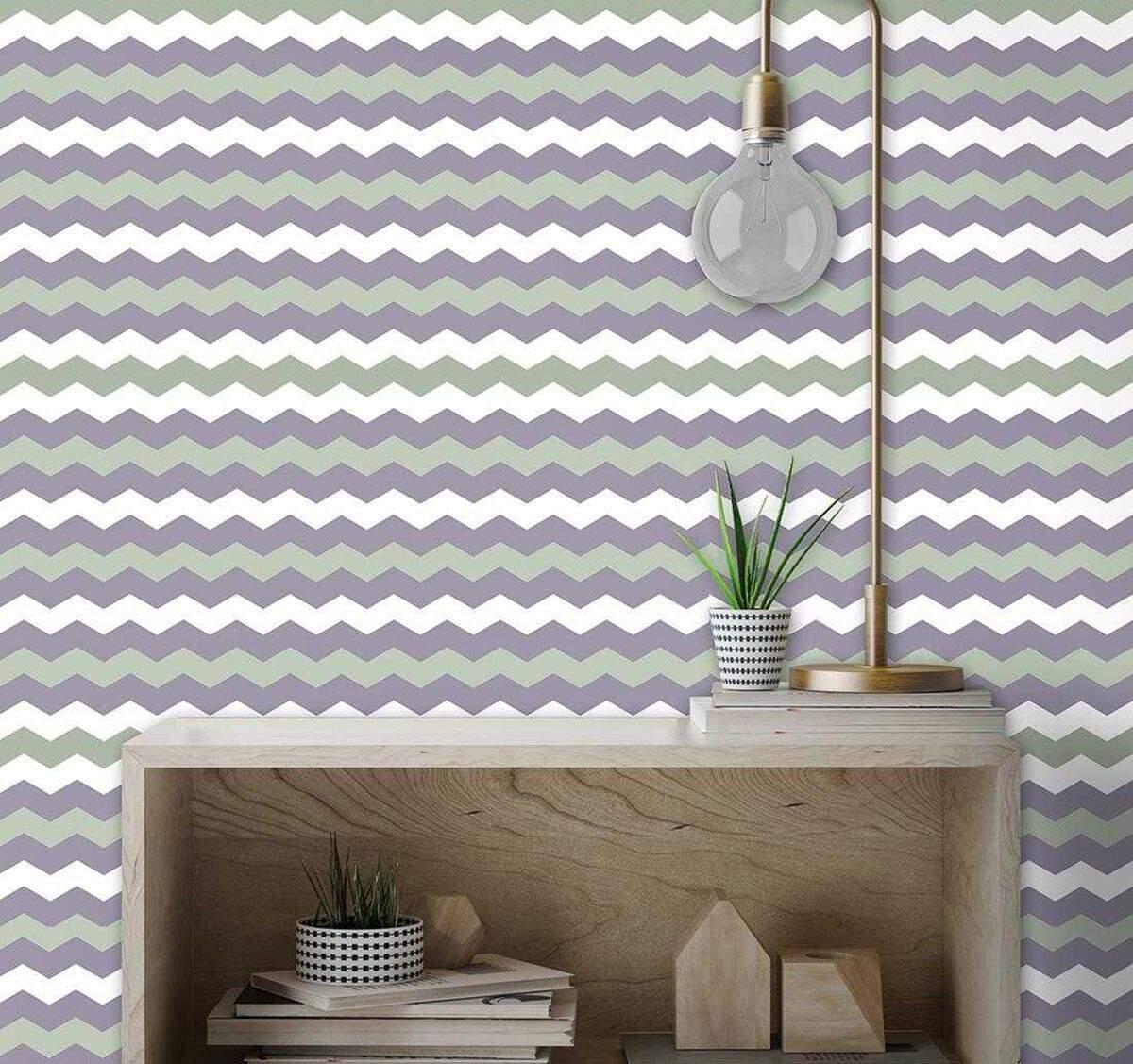 Papel de parede: hora de renovar sua decoração