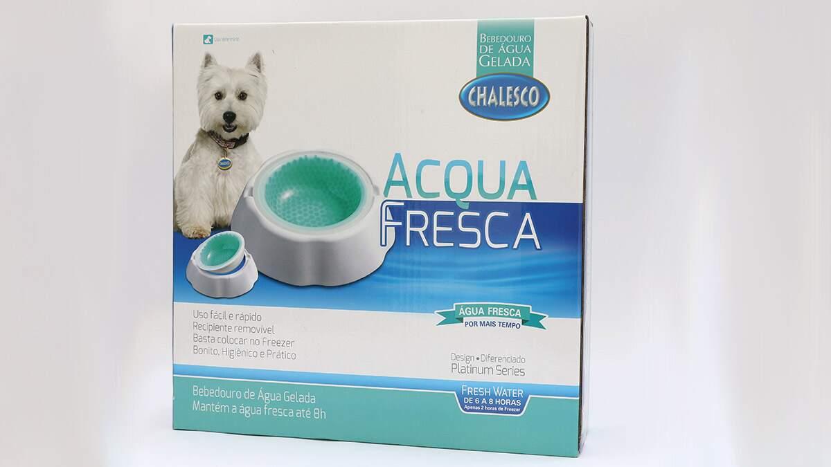 Produtos ajudam a aliviar o calor dos pets