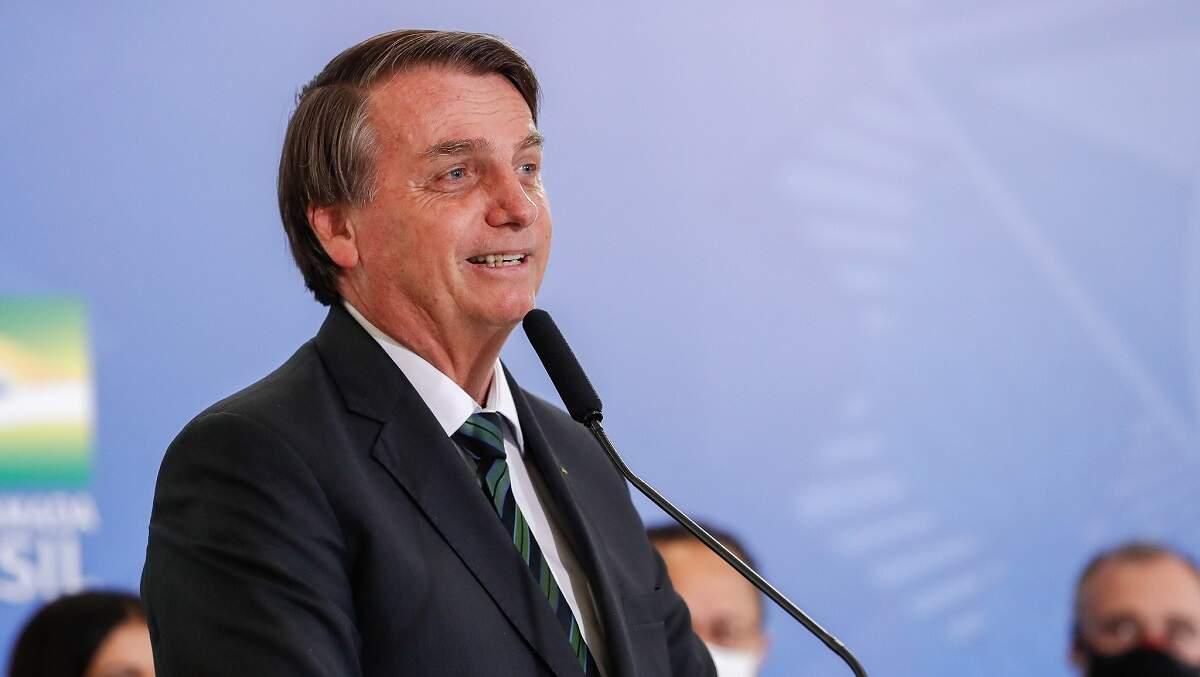 'CPI tá um vexame, só se fala em cloroquina', diz Bolsonaro