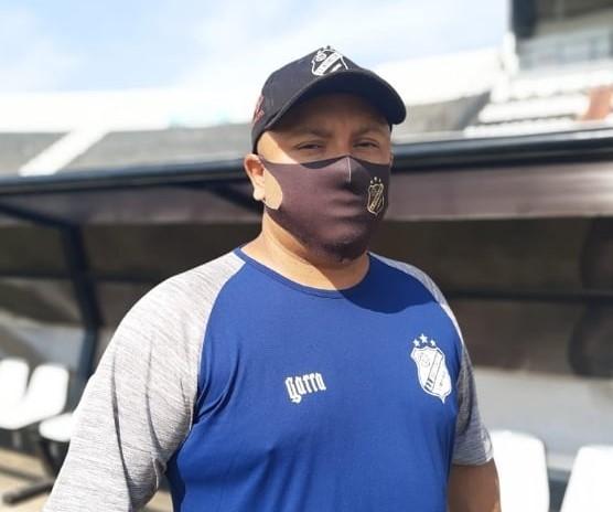 Ex-Inter de Limeira, Alex Barbosa será preparador de goleiros do Rio Branco