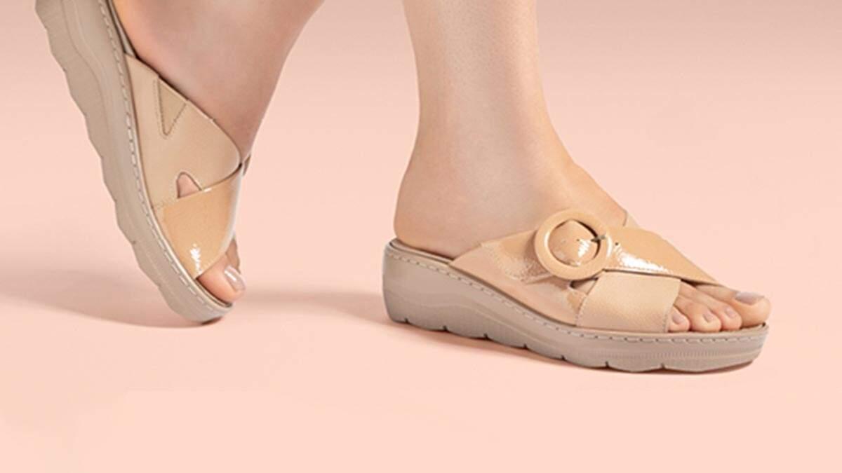 Tecnologia garante calçados com bula