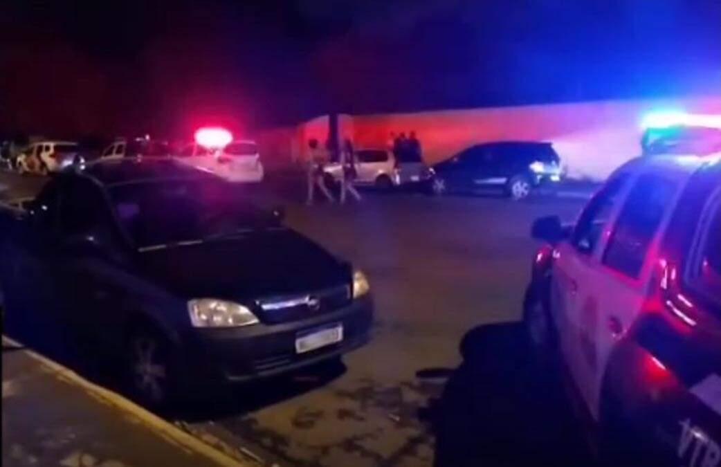 Guarda Civil encerra 'pancadão' em Nova Odessa