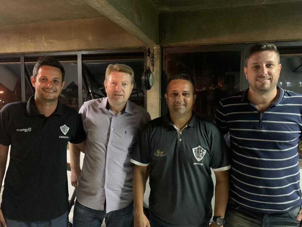 Rio Branco renova parceria com Raphael Pereira nas categorias de base
