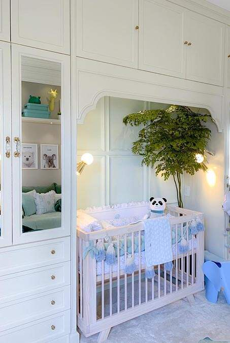 Dicas de decoração para quartos de bebê
