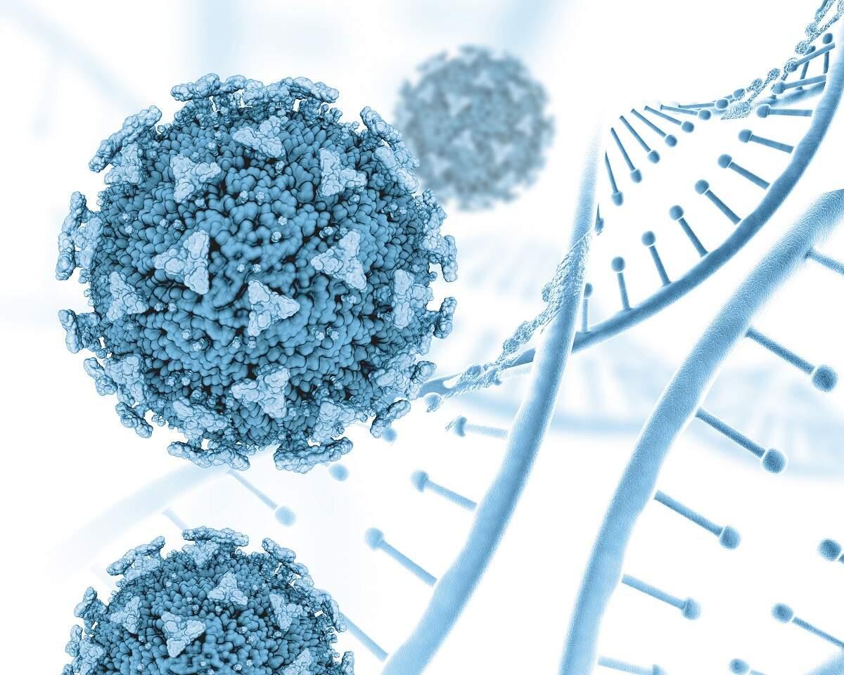 Perfil genético torna pacientes mais suscetíveis a ter covid-19