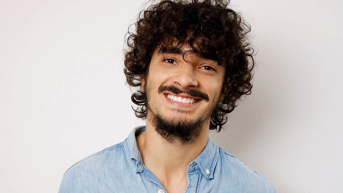 Hugo Carvalho vibra com retorno aos estúdios