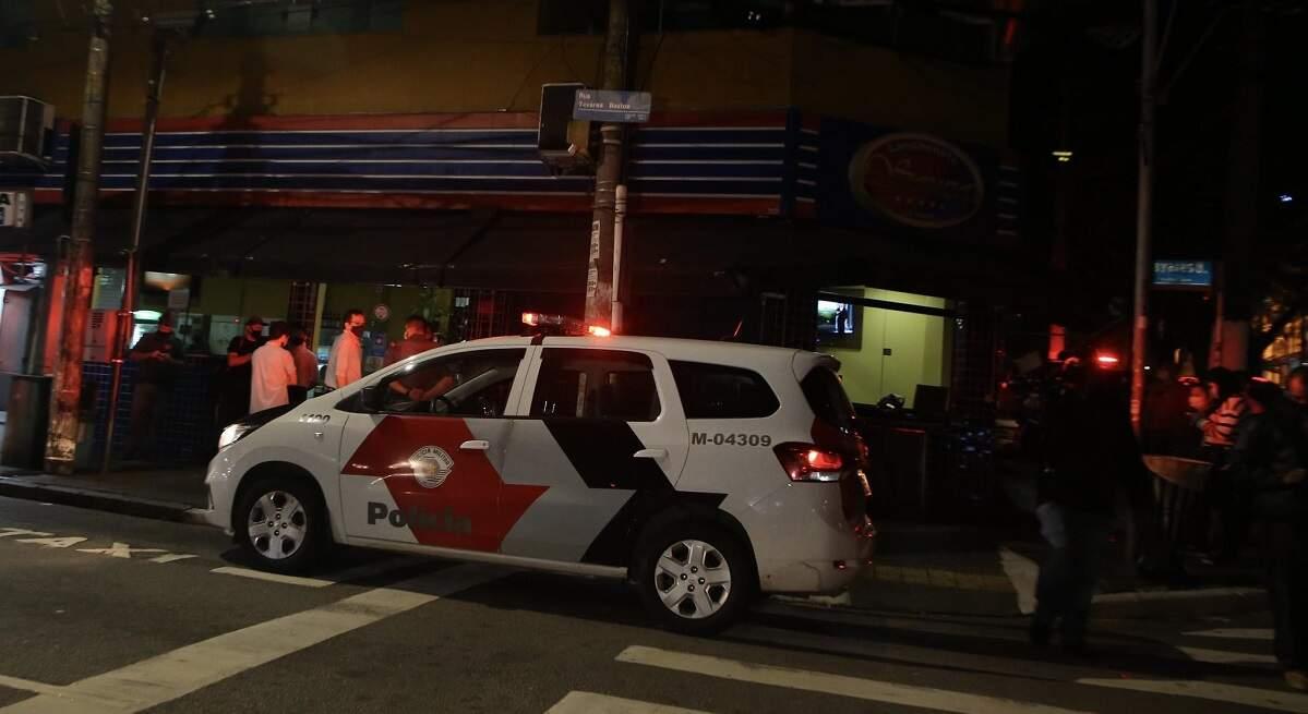 Baile com 190 idosos é interrompido em São Paulo, na madrugada deste domingo