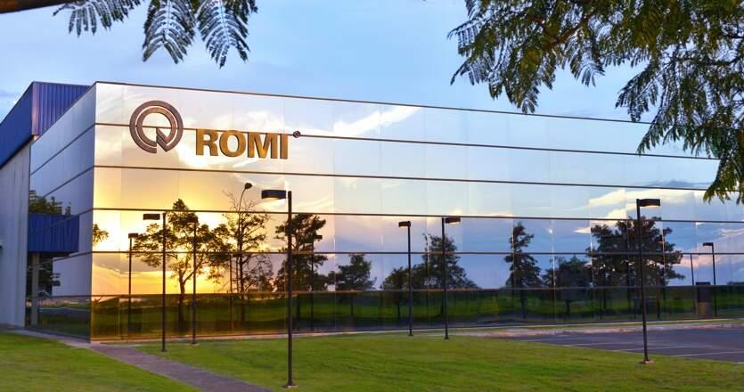Pedidos crescem 100% na Unidade de Máquinas das Indústrias Romi