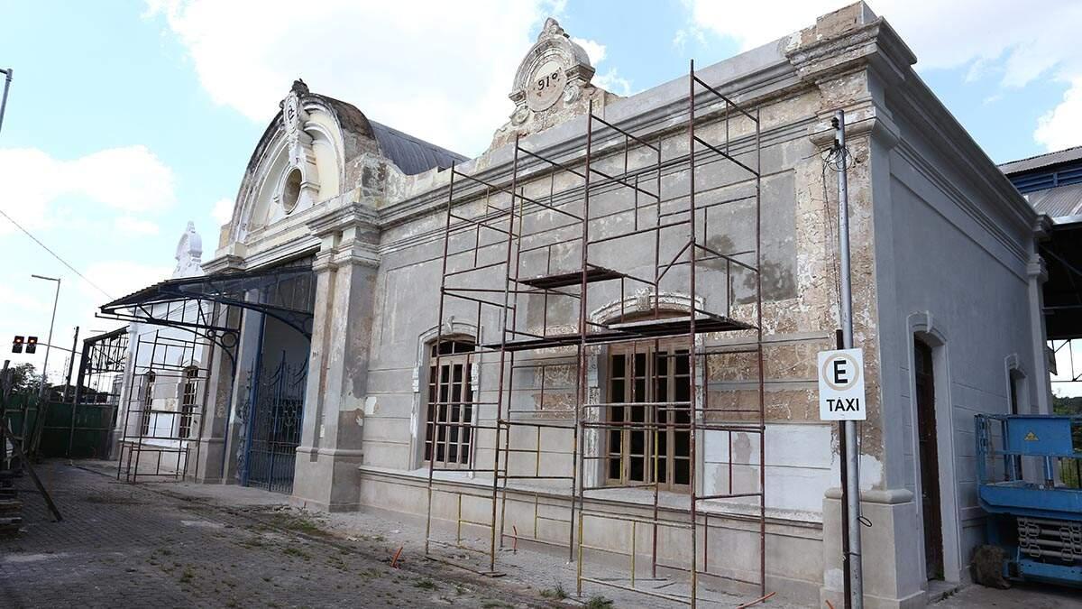 Estação Cultura de Americana terá museu ferroviário, atendimento ao turista e oficinas