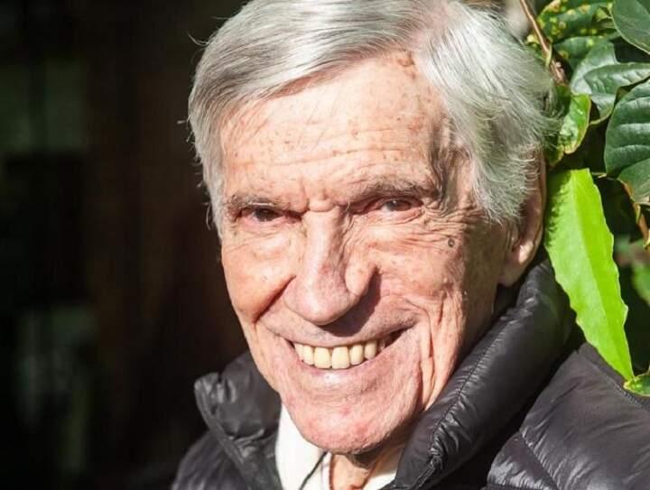 José Victório Tonon, o 'Zé da Marta', morre aos 90 anos