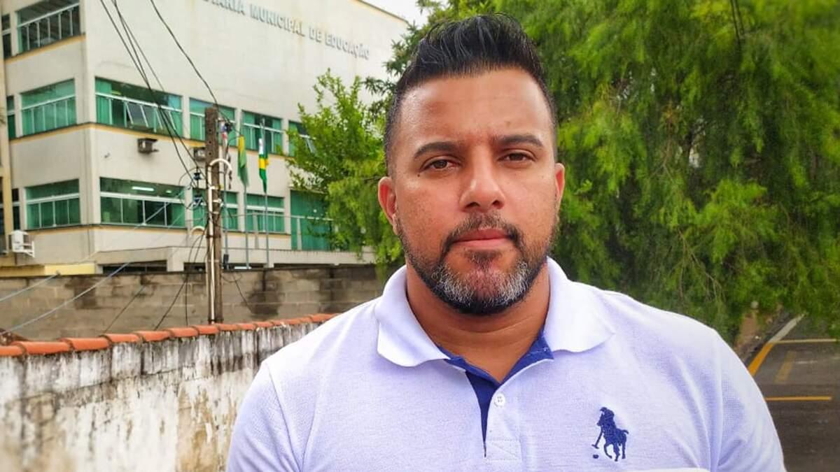 Vereador Arnaldo Alves testa positivo para o novo coronavírus em S. Bárbara