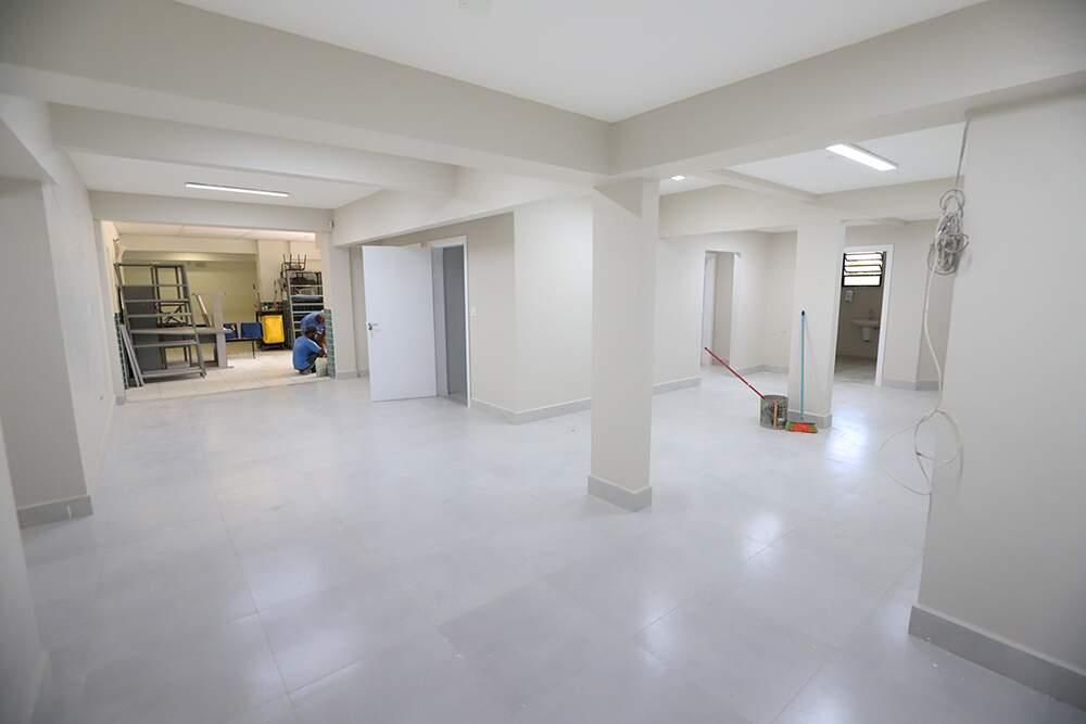 Santa Bárbara interrompe atendimento no Centro de Saúde da Vila Linópolis
