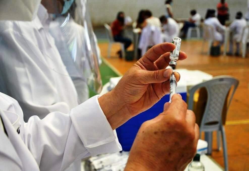 Sumaré recebe mais doses e inicia vacinação de 60 a 62 anos na quinta-feira
