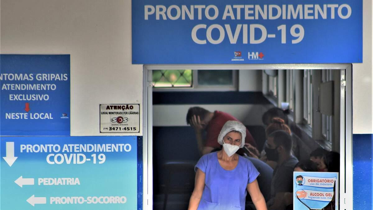 Americana informa mais 14 mortes por coronavírus