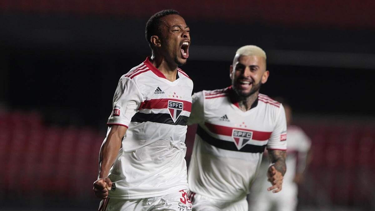 Time reserva do São Paulo sofre, mas vence o Guarani por 3 a 2 no Morumbi