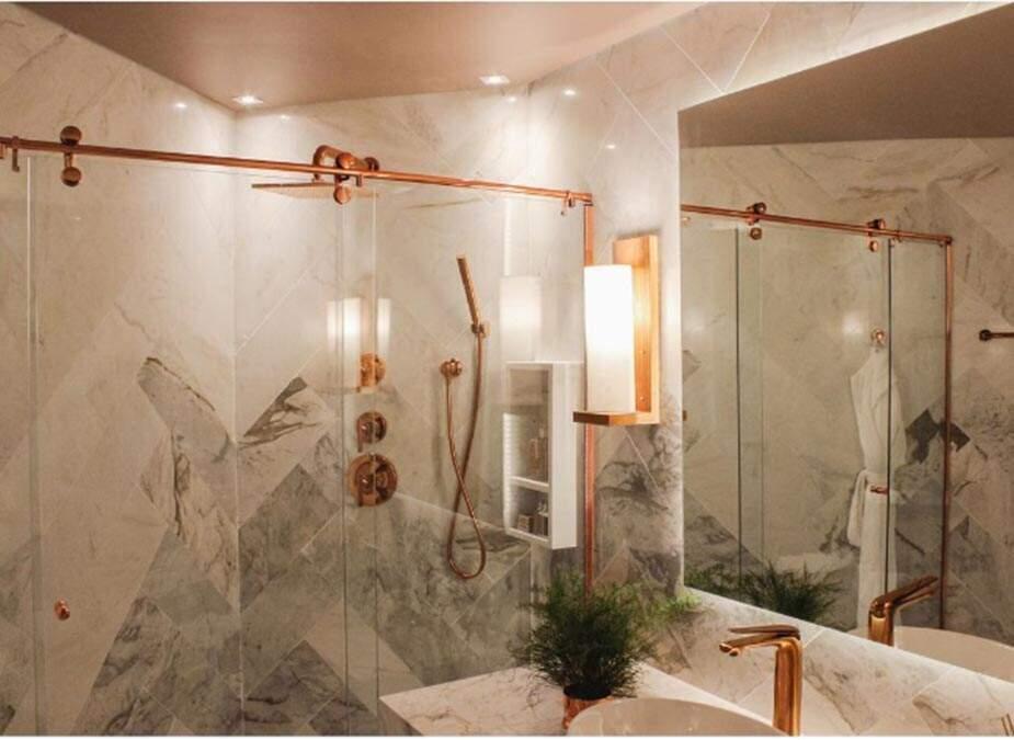 Como usar plantas no banheiro de maneira harmônica e moderna