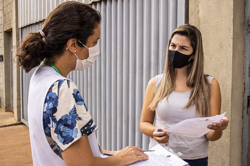 Vigilância orienta 360 empresas sobre protocolo sanitário em Santa Bárbara