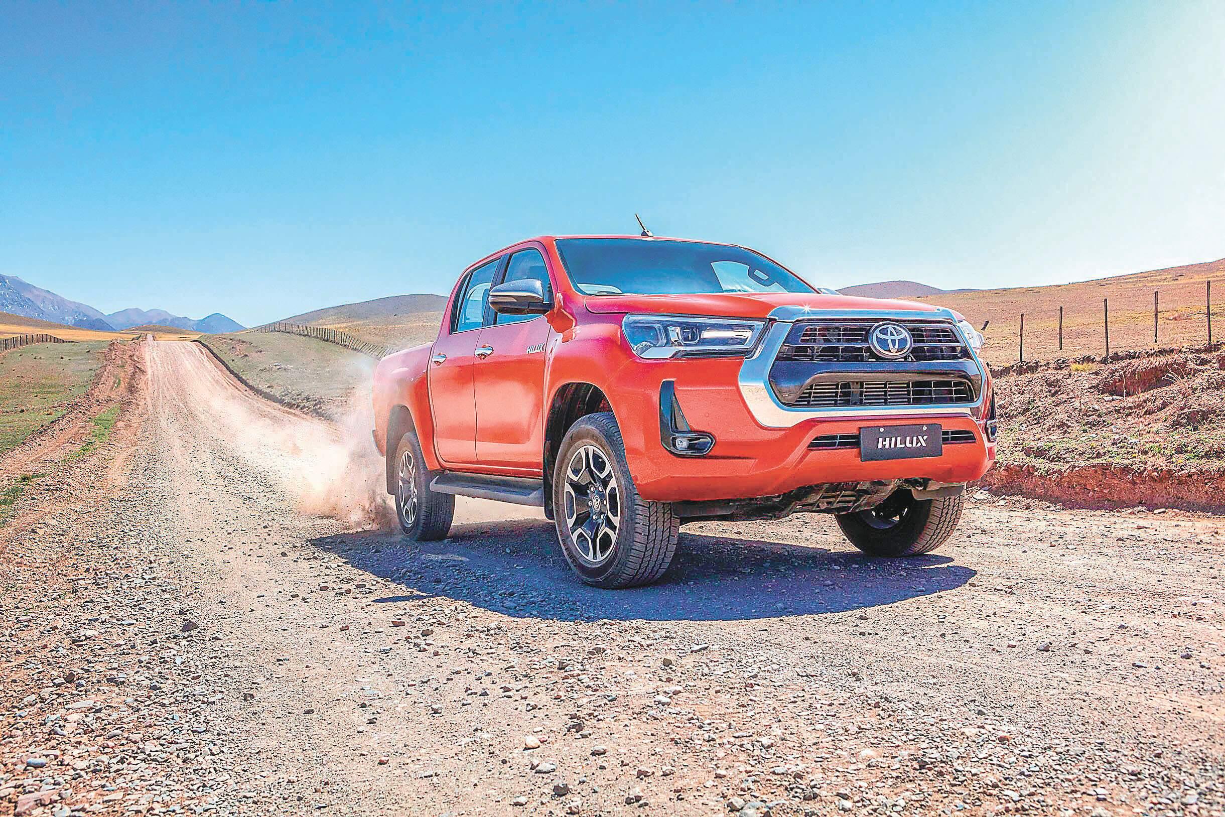 Reestilizada, Toyota Hilux traz importantes melhorias mecânica