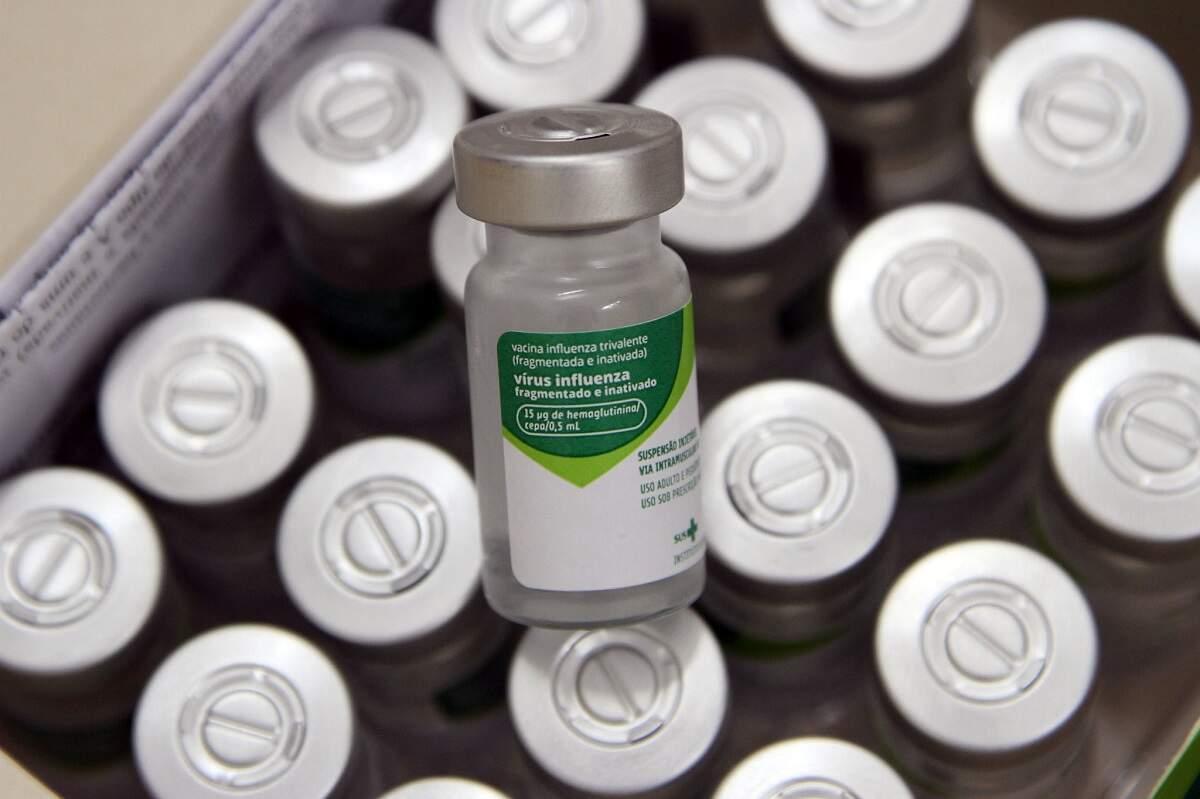 Campinas dá início a vacinação contra gripe nesta segunda-feira