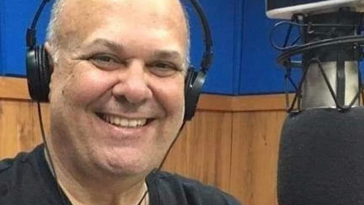 Radialista Silvio Antônio morre por complicações da Covid-19