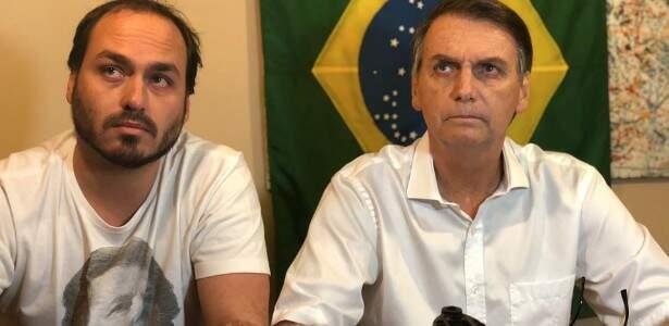 'Inventaram gabinete do ódio, é o gabinete da liberdade', diz Bolsonaro