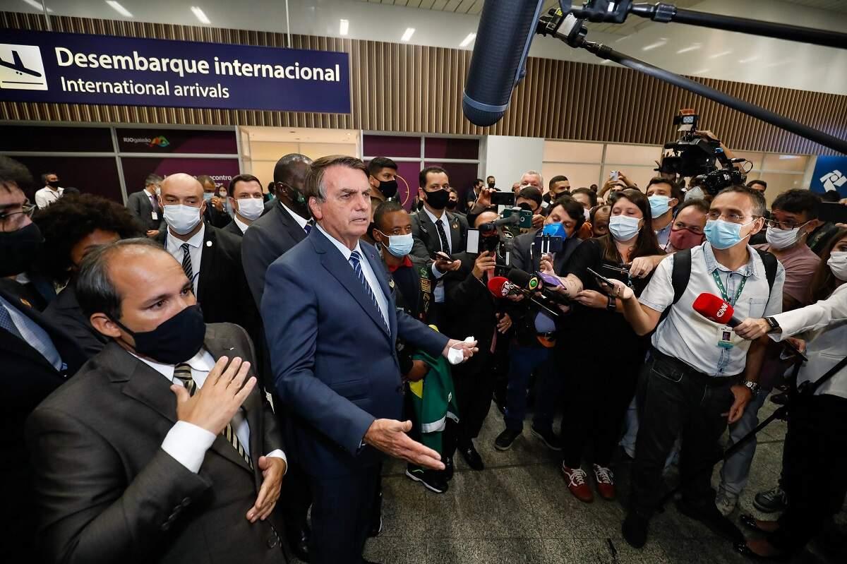 Bolsonaro defende tratamento precoce e diz à CPI da Covid: