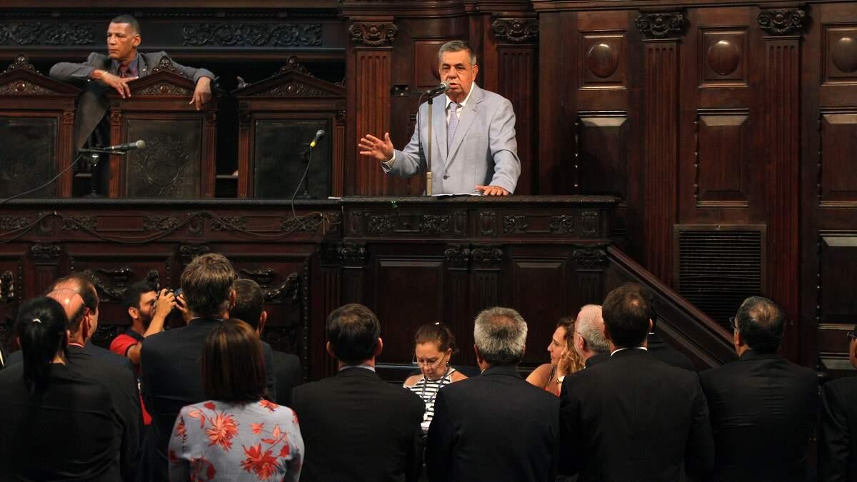 Jorge Picciani, ex-presidente da Alerj, morre aos 66 anos no Rio