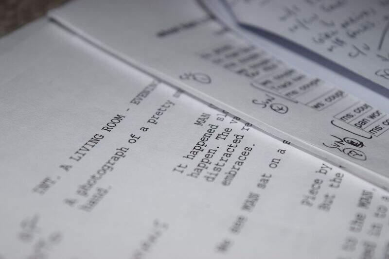Roteiro de cinema é tema de oficina online