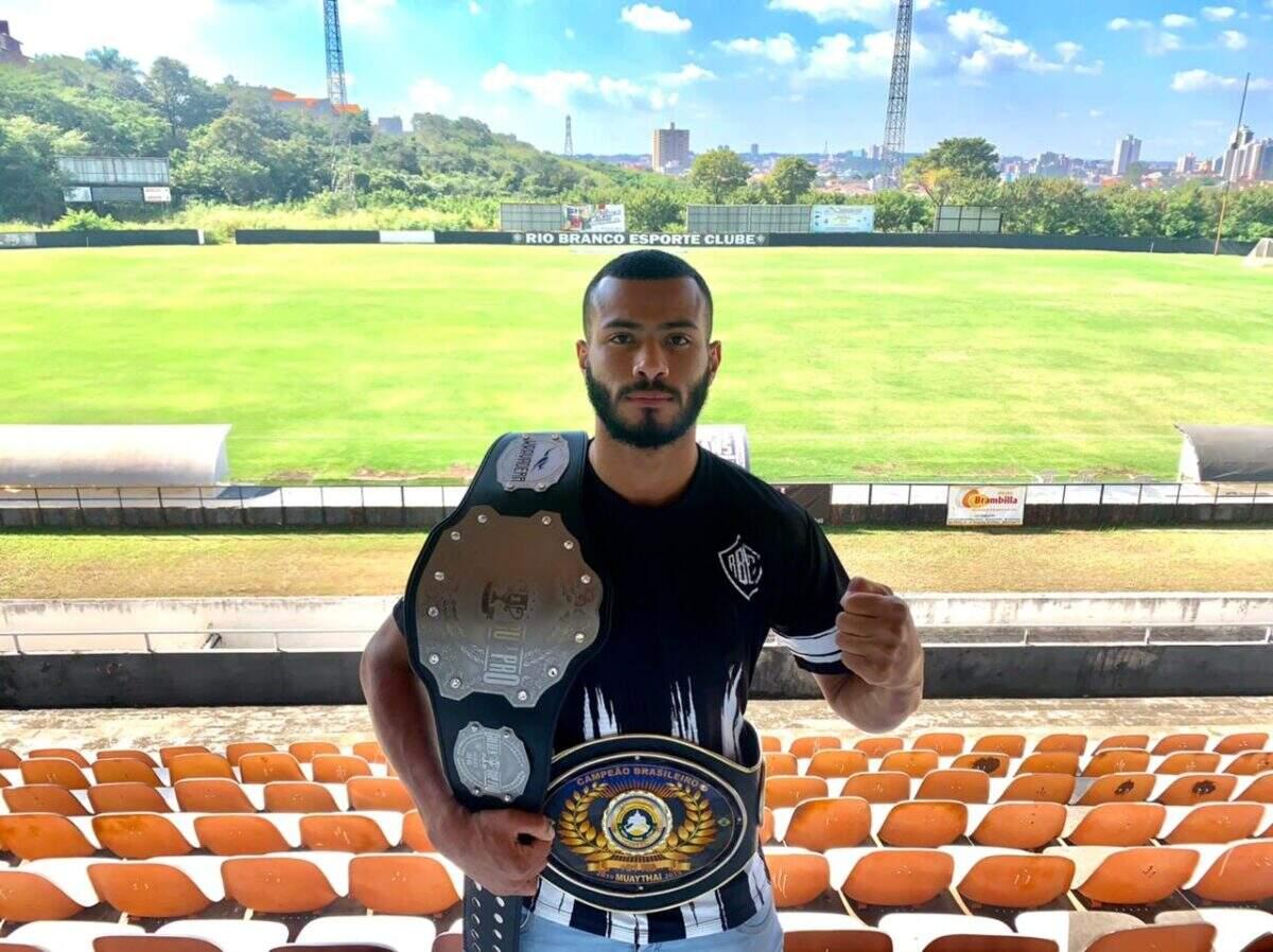 Rio Branco aposta em parcerias com esportistas de outras modalidades