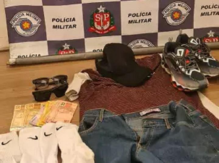 Homem é preso após roubar lojas no Centro de Americana