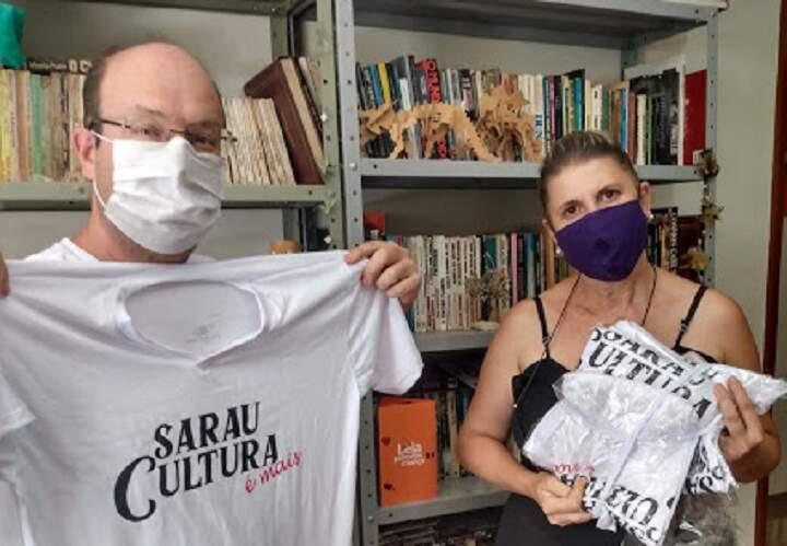 Sarau reúne diferentes linguagens artísticas para valorizar produção cultural local