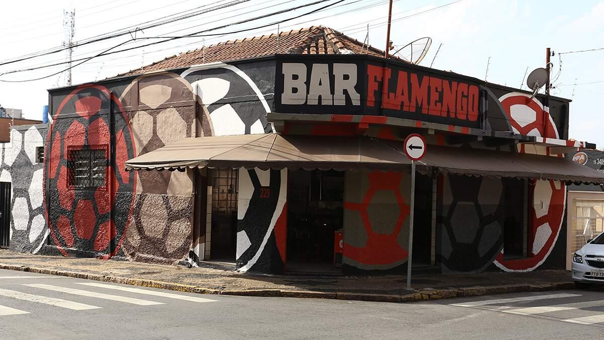 Bar Flamengo representa resistência e tradição em Americana