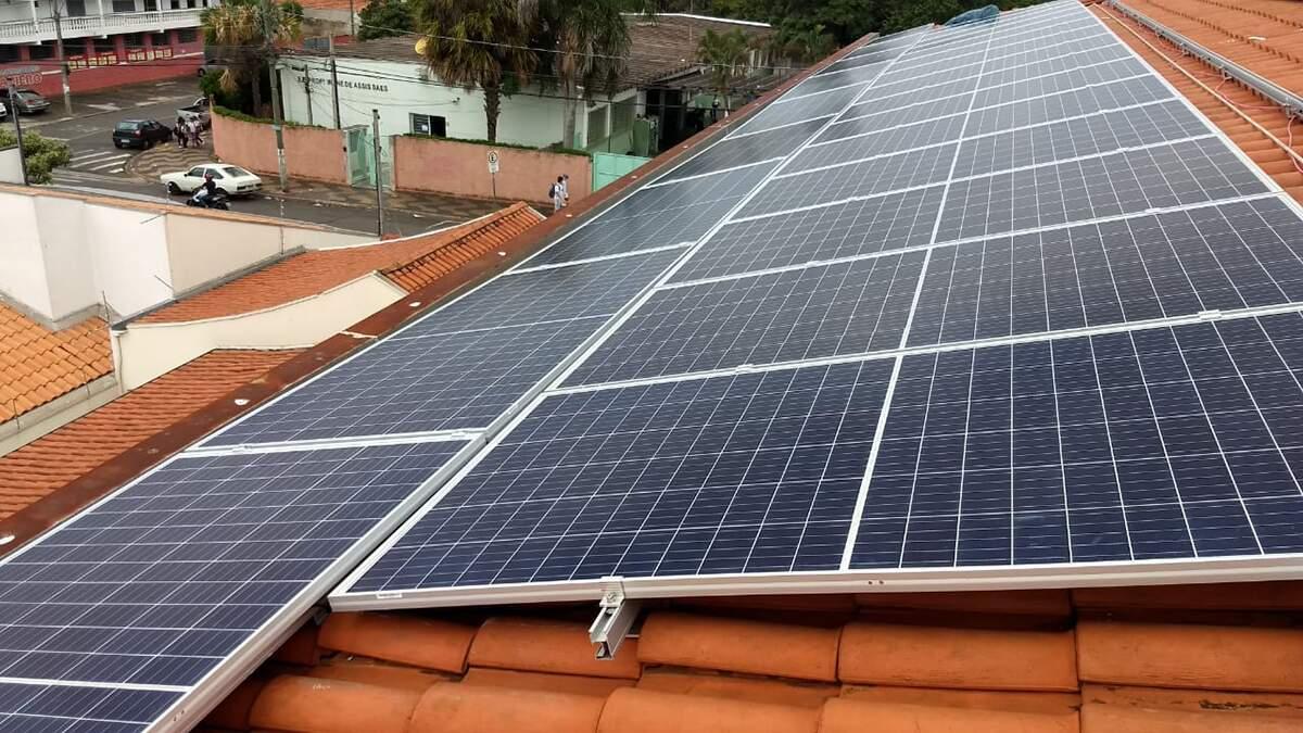 Energia solar: sustentável e econômica