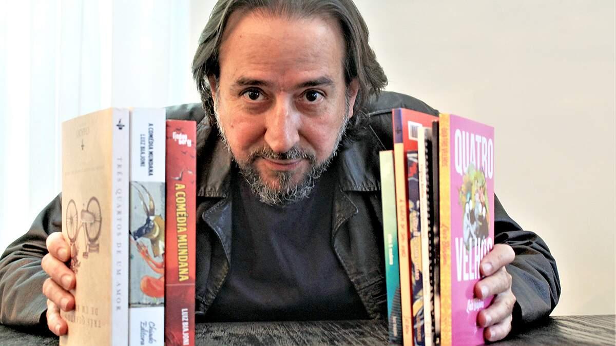 Livro 'Elvis & Madona', do americanense Luiz Biajoni, ganha edição comemorativa
