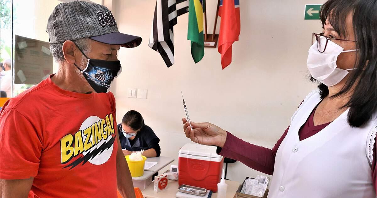 Americana abre cadastro para 'xepa' de vacinas a partir dos 40 anos
