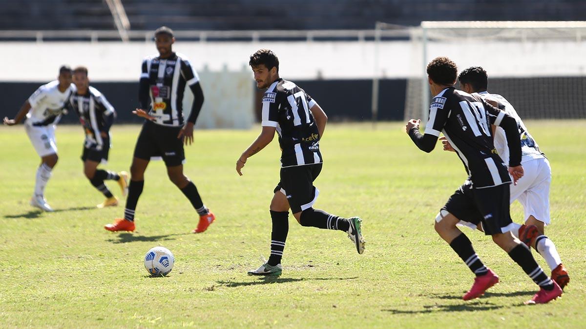Rio Branco disputa jogo-treino contra o Barcelona Capela nesta quarta