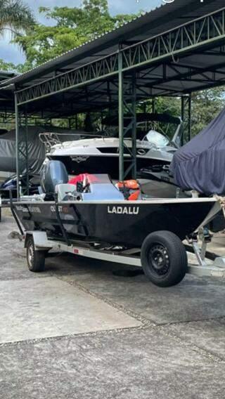 DIG recupera em Santa Bárbara barco furtado do presidente da OAB de Americana