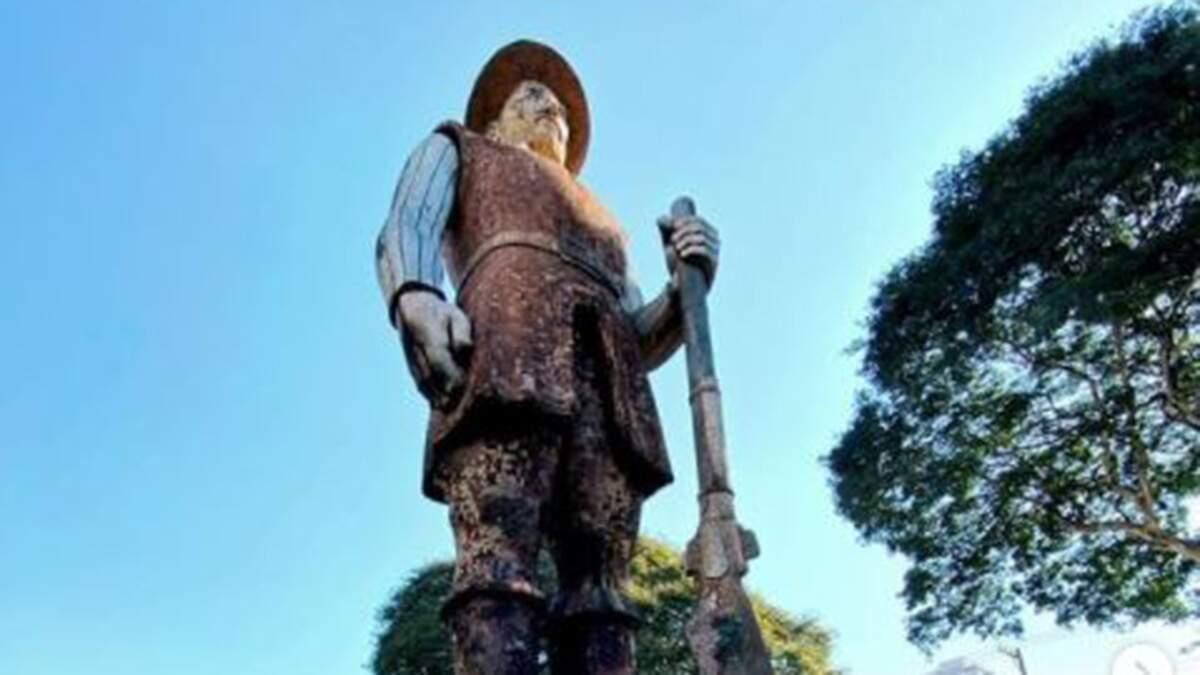 Restauro da estátua Borba Gato será pago por empresário, diz prefeito de SP