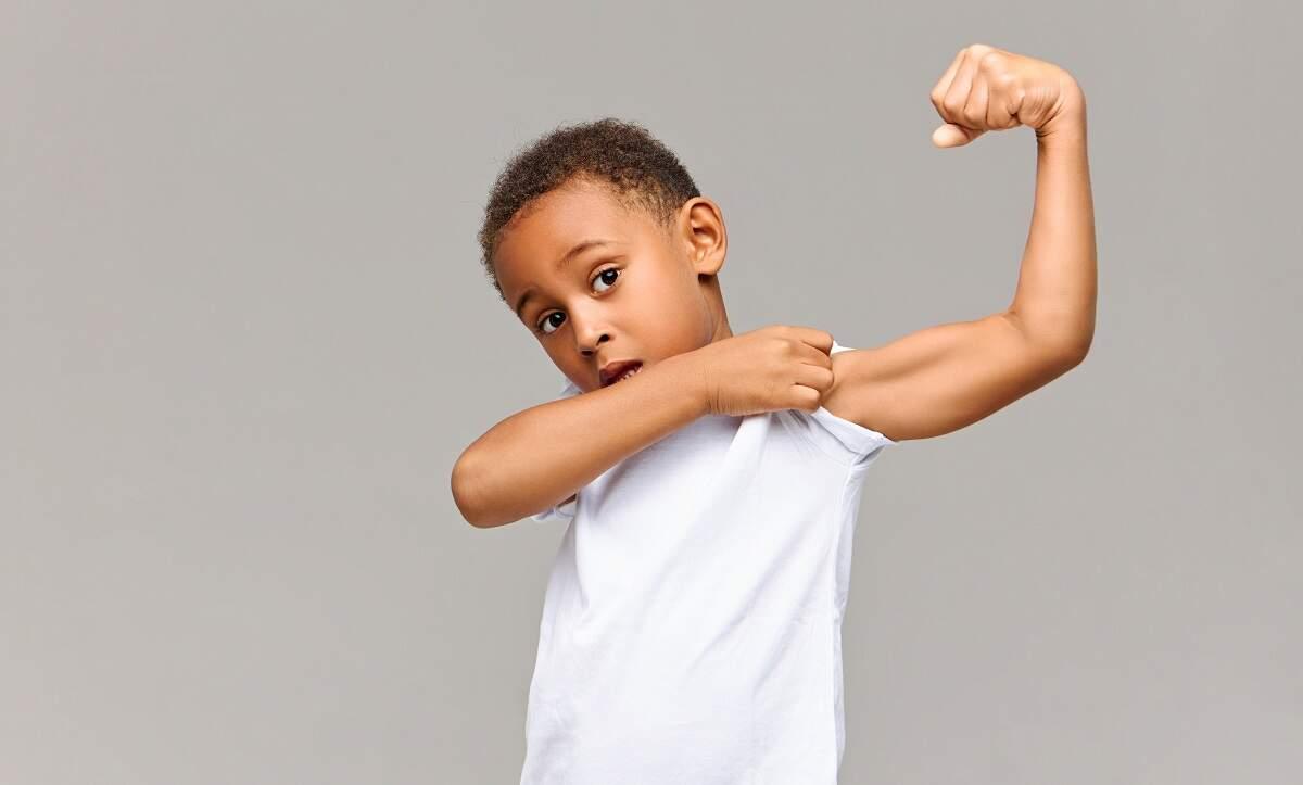 A importância do treino de força para crianças e adolescentes