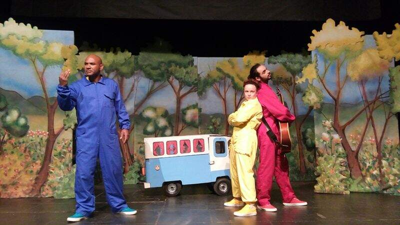 Peça de teatro infantil terá exibições on-line neste fim de semana