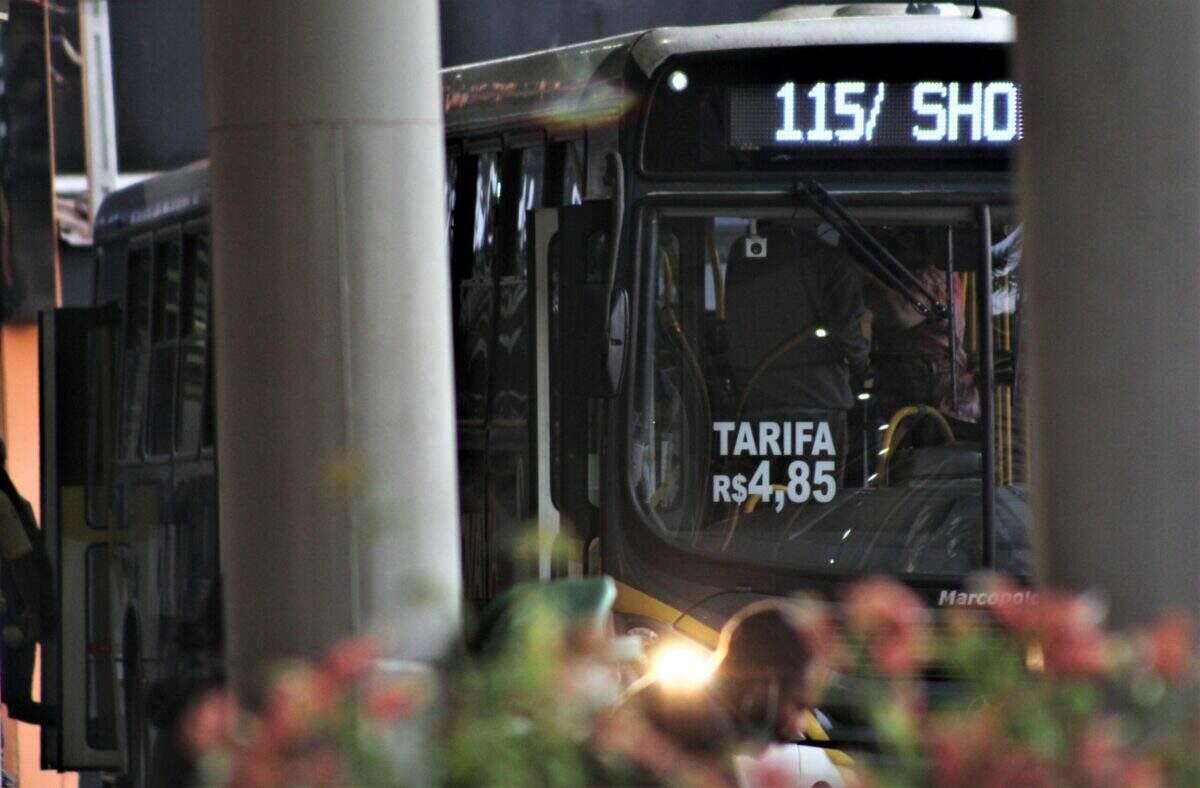 Lei obriga divulgação de aumento da tarifa de ônibus 30 dias antes em SB