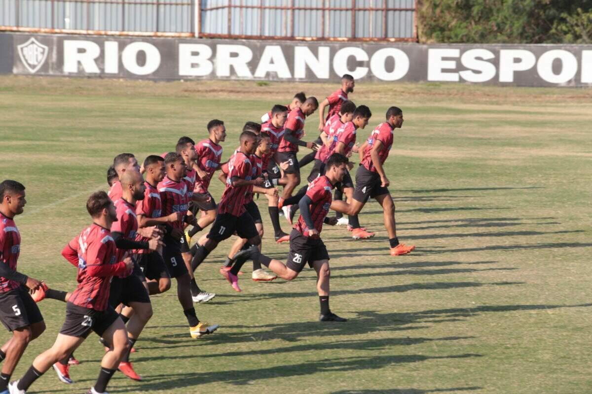 Rio Branco observa possíveis reforços na Série D do Campeonato Brasileiro