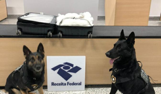 Mulher é presa com 10 kg de drogas no Aeroporto Internacional de Viracopos