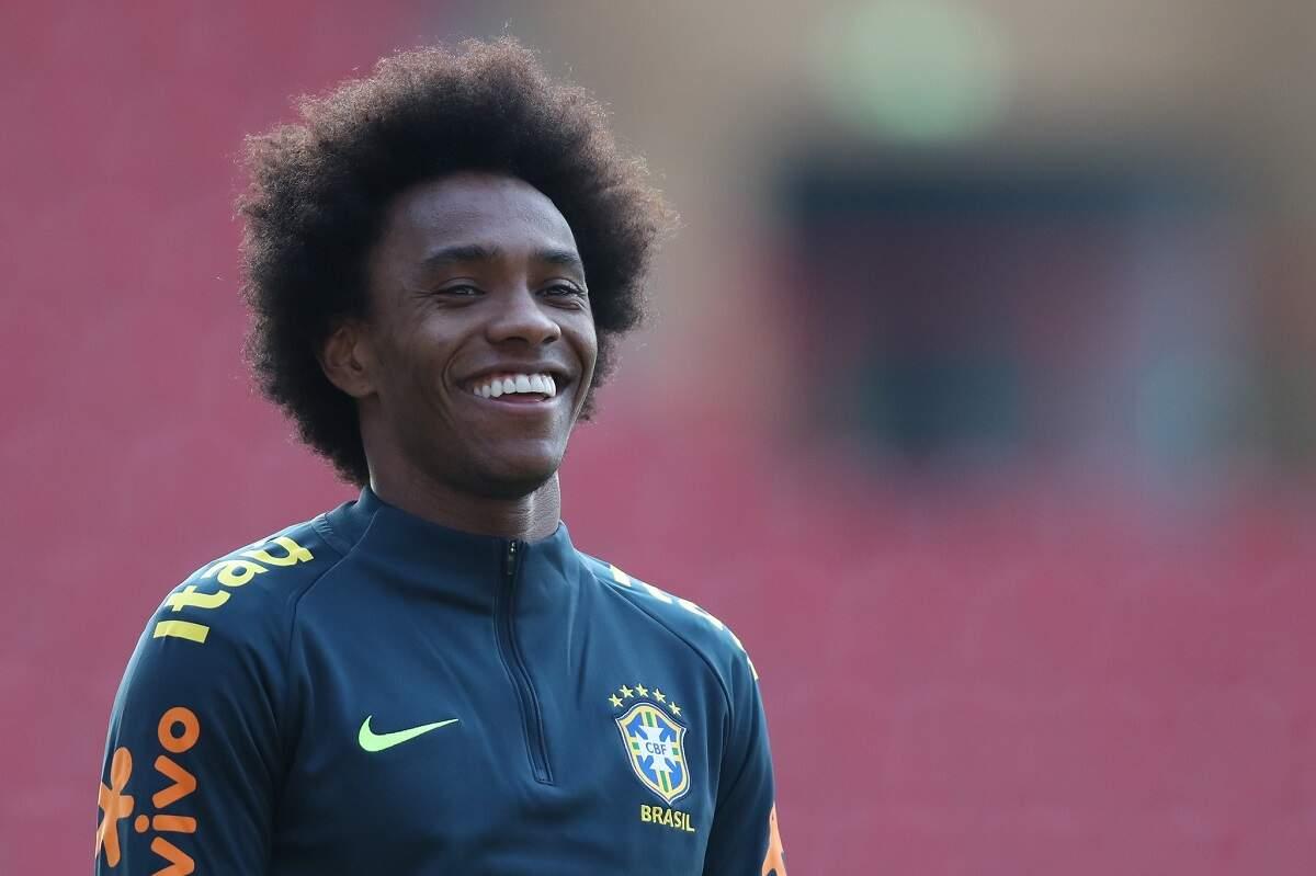 Willian rescinde com o Arsenal e acerta retorno ao Corinthians: 'Estou de volta'